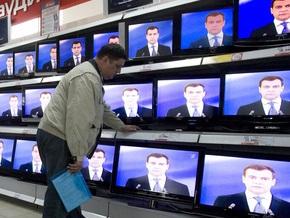 Российские телеканалы не получали претензий от Украины