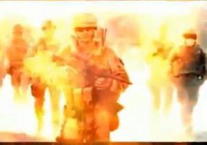 КНДР опубликовала видео, в котором Обама сгорает в огне ядерного взрыва