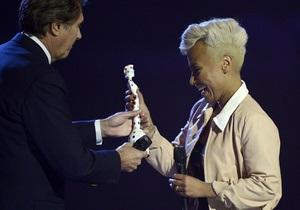 В Лондоне наградили лауреатов премии Brit Awards