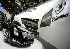 В Китае откроют завод Cadillac