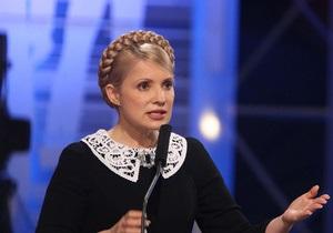 Тимошенко прогнозирует, что следующим премьером будет Азаров