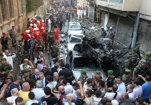 Теракт в Бейруте: гибель руководителя сил безопасности Ливана вызвала массовые беспорядки