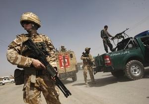 Командующий силами НАТО обещает впредь не бомбить жилые районы в Афганистане