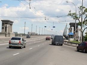 Количество ДТП в Киеве уменьшилось почти на 30%