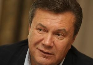 Янукович заявил, что Тимошенко возглавит процесс фальсификации выборов
