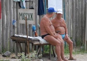 В Киеве к лету обустроят 11 пляжей и 18 зон отдыха