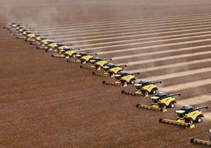 Украинские аграрии начали сев озимых культур