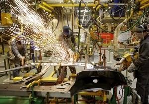 В Украине производство легковых авто увеличилось на 15%
