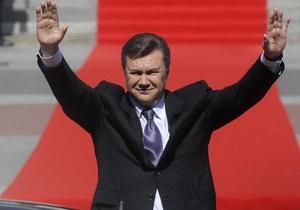 Янукович объявил гуманитарный план на следующие пять лет