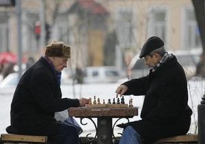 Киевляне стали жить на полтора года дольше