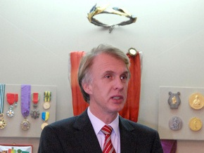 Главы МИД Украины и Грузии для общения выбрали русский язык