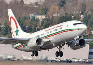 В Амстердаме экстренно сел марокканский авиалайнер