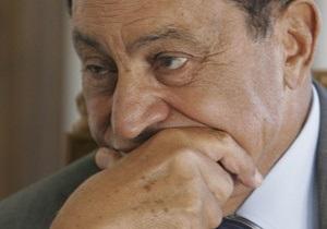 Правительство Египта подало в отставку