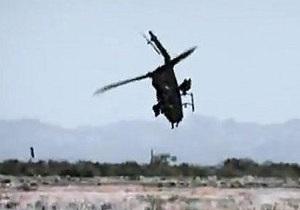 Американский вертолет разбился на границе с КНДР