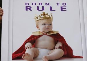 Торговцы, букмекеры и СМИ подогревают ажиотаж вокруг рождения первенца принца Уильяма