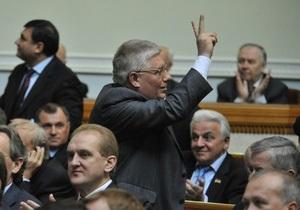 Заседание Рады срывается: ПР обвинила БЮТ в дестабилизации работы