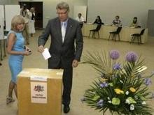 Латыши отказались от права проводить внеочередные выборы