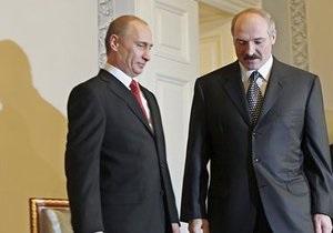 Первый зарубежный визит в качестве президента: Путин встретился с Лукашенко