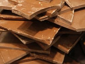 Центральная площадь Львова в честь праздника стала шоколадной