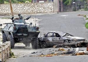 Полиция Ямайки попыталась задержать наркобарона: более 30 погибших