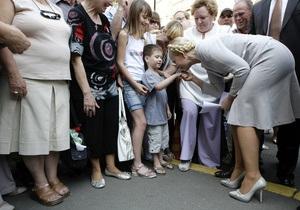 Состояние здоровья Тимошенко