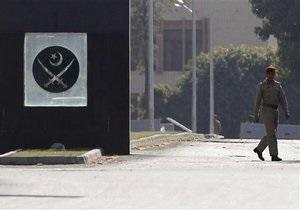 В Пакистане арестовали подозреваемых в подготовке покушения на президента страны