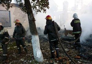 Кабмин намерен выделить средства для ликвидации последствий пожара в доме престарелых