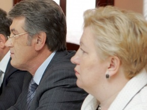 Ульянченко: Увеличение рождаемости - достижение Ющенко