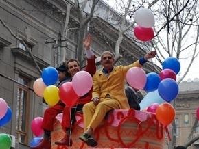 В Одессе празднуют Юморину-2009
