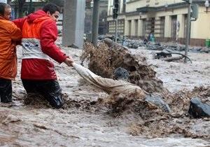 Проливные дожди на Мадейре привели к гибели 40 человек, более сотни ранены