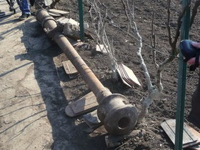 В Одессе на всеобщее обозрение планировали выставить пушку, которая могла взорваться