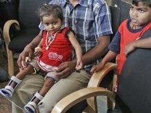 Маленькая индийская богиня выписана из больницы