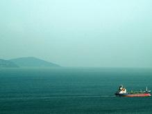 В Мраморном море затонул турецкий паром