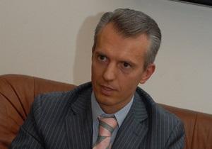 УП: Хорошковский заверяет, что арест экс-главы Гостаможни не связан с политикой