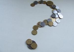 Граничный дефицит в новом госбюджете предложен на уровне 27,8 млрд гривен