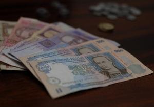 Дефицит госбюджета Украины за август вырос на 60%