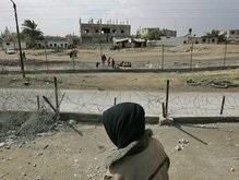 Египет упрочнит стену на границе с Газой