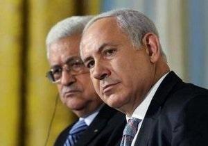 Лидеры Израиля и Палестины продолжат переговоры через две недели
