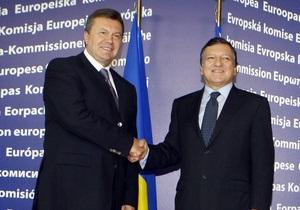 Янукович: Украина может присоединиться к Энергетическому сообществу уже 24 сентября