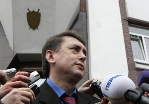 Мельниченко не будет оспаривать решение Печерского суда