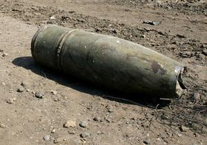СБУ нашла тайник с боеприпасами на обочине одесской трассы