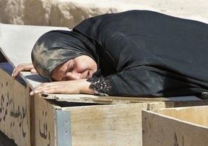 Ирак установил новый кровавый рекорд: 535 погибших за последний месяц