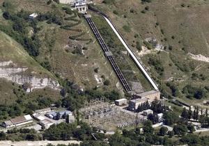 Задержаны исполнители диверсии на Баксанской ГЭС