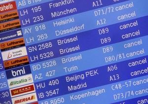 Какие ограничения на полеты все еще действуют в Европе. Справка