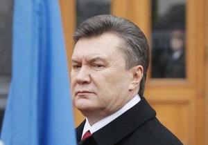 Янукович дал первое поручение Тимошенко