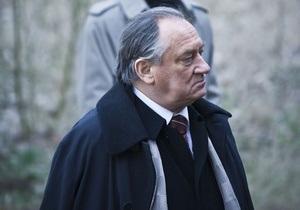 СМИ: Ступку похоронят рядом с Лобановским и Загребельным