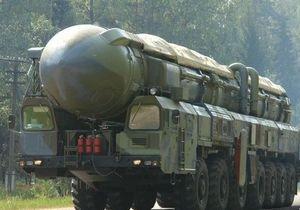 Российская ракета Тополь успешно поразила учебную цель в Казахстане