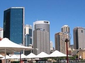 Австралия вступила в зону рецессии
