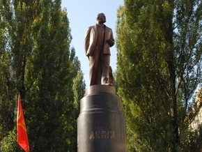 В Чернигове прошел марш против коммунизма