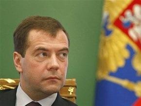 Медведев надеется на конструктивный диалог с Обамой